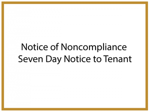 notice-of-noncompliance-seven-day-notice-to-tenant